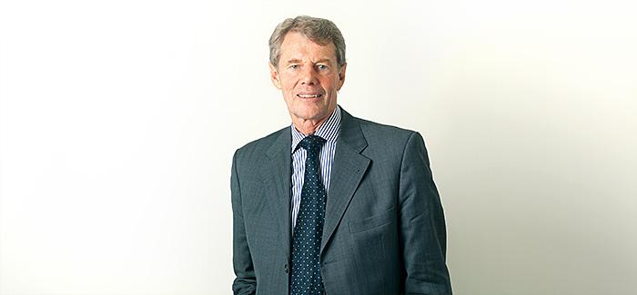 Ian Stopps, CBE, DTech